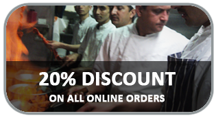 Discount On All Online Orders